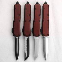 AUTO UTX85 Automatic knife tactical EDC Benchmade BM3500 A07 A16 a3 Folding blade Pocket knives Camping knives