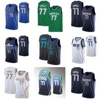 Basketball Jersey77 Luka Doncic