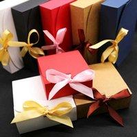 Şeritli Hediye Kutuları, Düğün Favor Kutuları, Bebek Duş Favor Kutuları, Parti Hediye Kutuları 10 adet / grup 210724