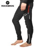 Rockbros hiver été vélo vélo vélo jersey jersey équitation pantalons tactiques pantalons tactiques