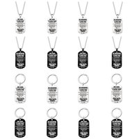 Inspirational Gift to Son From Mom-Never Forget Mother Dad Pendant necklace keyring Son's Birthday Graduation Gifts Stainless Steel Keychain for Teen Boy keyfob