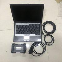 2021 WIFI MB STAR C6 SD Connect VCI Diagnostic Scanner Tool peut DOIP Protocol HDD Software Dernier ordinateur portable D630 Full Set prêt à travailler
