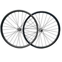 عجلات الدراجة الكربون 27.5er 35x25 ملليمتر لايحتاج القرص الفرامل mtb مستقيم سحب 6 الحروف 110x15 148x12 cn474