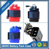IMR 18650 배터리 팩 케이스 스토리지 상자 방수 8.4V USB DC 충전 6 * 18650 배터리 전원 은행 박스 LED 자전거 조명 DHL
