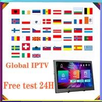 Globale. Elenco IPTV europeo. Formato M3U. Supporta Smart TV. Cellulare. Un PC tablet. Android. Sistema Apple. Applicabile a tutti i tipi di app. 24 ore gratis