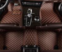 ماتس الطابق سيارة لسيارات BMW جميع النماذج X3 X1 X4 X5 X6 Z4 F30 F10 F11 F25 F15 F34 E83 E70 E53 G30 E34 E46 E90 E60 E84 الملحقات الداخلية
