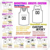 Custom American Football Jerseys pour homme Wamen Jeunes enfants Kids Baseball Glace Hockey Basketball Couleur Basketball Soccer Jersey Gear 4XL 5XL 6XL