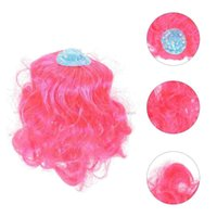 Cat Costumes 1pc Dog Cosplay Wig Adorable Pet Hairpiece Po Prop Accessory