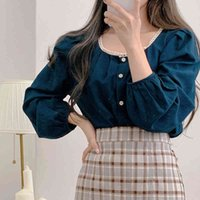 Women's Blouses & Shirts Shintimes lasso ladies'blouses woman will see long sleeve blouse of women tops office clothes chemisier femme SVIE