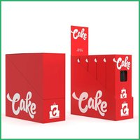 Cake Disposable pen Devices E cigarettes Delta 8 one gram empty pod rechargeable for thick oil