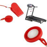Accessoires de meubles Nosii Tapis de course Magnétique Sécurité Sécurité Sécurité Fitness Fitness Machine Aide Clé Safe Universal Safe