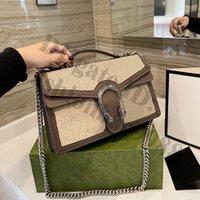 المرأة الشهيرة سلسلة رفرف حقائب الكتف تصميم خطابات كاملة العلامة التجارية الإبط حقيبة يد سيدة تنوعي مواسم crossbody hasp مربع حقائب للمرأة أنثى