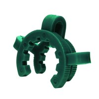 14mm 18mm Down Plastic Keck Steem Clip Utilisé pour les joints de verre BONG Différents clips de tuyaux d'eau de couleur R355