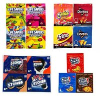 Daha Naz LifesAvers Jumbo Sanx Edibles Şeker Paketleme Çantalar Stoneo Kurabiye Gummies Mylar İnfüzyon Cips Cheetos Canna Butter Gezileri Ahoyo
