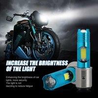 High Power LED Motorcycle Light BA20D P15D H4 Headlights Bulbs Parts Hi Lo Beam LENS RGB Lamps For Moto Accessories Car Fog Lamp