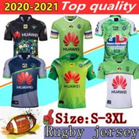2020 NINES JERSEY NRL Rugby League Jerseys 19 20 21 Canberra Assaulter Super Rugby Jersey Size: S-3XL-Factory Outlet