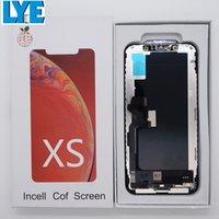 İPhone XS RJ Insell Ekran Panelleri için LCD Ekran Digitizer Değiştirme