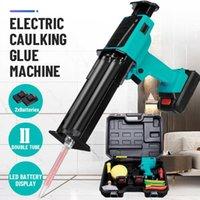 Glue Guns 800W Automatic Electric Gun Heat Anti-Drip Melting Pressure Sewing Repair Power Tool Home DIY With LED Light