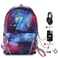حقيبة الظهر 3D Bangtan بنين نسائي حقيبة كمبيوتر محمول حقيبة مدرسية لخريطة الروح 7 الفتيات سفر