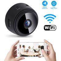 Mini telecamera nascosta IP wireless IP portatile di sicurezza domestica Camerasi HD 1080P DVR DVR Night Vision remoto Micro WiFi Telecamere PQ561