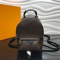 Palm Springs Kadınlar Mini Sırt Çantası Lüks Tasarımcılar Çanta Bayanlar Küçük Sırt Çantaları Moda Cep Telefonu Çanta
