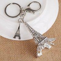토레 에펠 탑 키 체인 키 기념품 투어 에펠 키 체인 키 링 장식 키 홀더 AZL498
