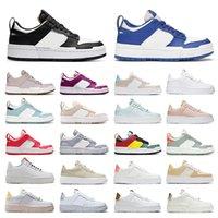 2021 Nike Dunk Low Disrupt Noir Blanc Jeu Royal hommes femmes chaussures de course Pixel 1 Desert Sand Ghost Aqua Zapatillas Mens Trainer Sneakers Taille 36-45
