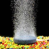 Aquariums 40mm Fish Tank Hydroponic Oxygen Plate Air Pumps Home Garden Aerator Pond Pump Stone Bubble Disk Aquarium
