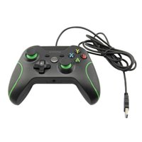 Game Controllers & Joysticks Wired Controller USB For Microsoft Xbox One Gamepad Slim Windows Command Joystic