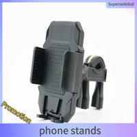 Cell Phone Mounts & Holders Bicycle Mobile Holder Support Motorcycle Black Accessories Smartphone Porta Celular Bicicleta