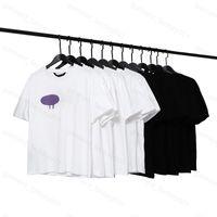 Designer di T-shirt di lusso Brand Palms Angels Angel T Shirt PA Abbigliamento Abbigliamento Abbigliamento Lettera Mandorina Corta Molla Summer Tide Uomini e Donne Tee 01