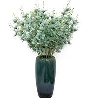 Высокое качество Маленькая магнолия искусственный цветок романтический свадьба декоративное моделирование для DIY цветочный декор поддельных цветов венков
