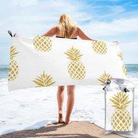 Serviette baignoire médaille d'or motif motif baignoire robe portable robe à séchage rapide plage spa magique westwear dormir