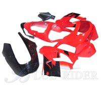 Kit de feiras de carroçaria de motocicleta para Kawasaki ZX9R 1998-1999 98 99 kits completos ABS + tampa de tanque molde de injeção