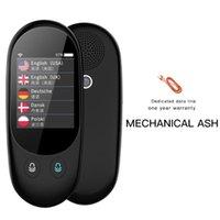 Smart Instant Voice Po Scanning Translator 2.4 pouces Écran tactile WiFi Support Hors ligne portable Traduction Walkie Talkie