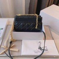 2021 Mode Frauen Abendtaschen Hohe Qualität PU-Leder Feine Umhängetasche Luxus Klassische Designer Handtasche mit Kasten