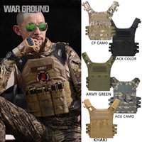 sneaker WARGROUD Hunting Body Armor Plate Carrier Tactical Vest Fashion Outdoor CS Game Paintball Airsoft Vest Training Armor