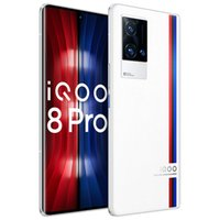 "Original Vivo IQOO 8 Pro 5G Mobile Phone 12GB RAM 256GB 512GB ROM Snapdragon 888 Plus 50MP AR AF OTG NFC Android 6.78"" Full Screen Fingerprint ID Face Wake Smart Cell Phone"
