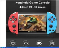 sell X7 Handheld Game Player 8GB Pocket Video Console AV TV ...