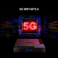 X96 Mate Smart TV Box Android 10 Allwinner H616 4GB 64GB 32GB Google Media Player 2.4G 5G wifi HD Set-top for Television