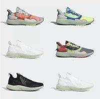Scarpe da corsa di alta qualità Nuovo Alphaeddel Shoes ZX 4000 Futurecraft Men Mens BD7931 ZX4000 Designer Trainer Sport Sneakers Dimensioni 36-45