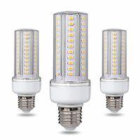 Bulbs Smart LED Corn Lamp Light E27 20W 16W 12W 9W 220V Candle Bulb Energy Saving Warm cool White Bombilla Chandelier Home Dec