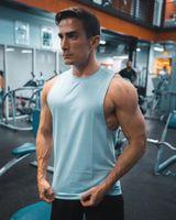 Männer Tank Tops PSYSL Marke Männer Bodybuilding Sport Gym Herren Back Top Muskel Mode Sleeveless Hemd Fitness Weste Kleidung