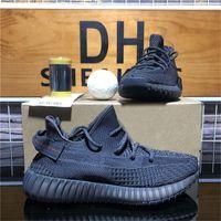 En Kaliteli Erkek Kadın Koşu Ayakkabıları Kül Taş Zebra Kuyruk Işık Kültür 3 M Statik Yansıtıcı Karbon Israfil Bayan Spor Eğitmenler Sneakers ile Kutusu Boyutu 36-48 EUR