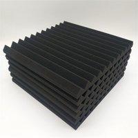 48 шт. Строительные принадлежности акустические панели студия звукоизоляционные пены клин fzflr 1333 v2