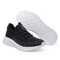 Mode Chaussures de course adaptées aux femmes Hommes Confortable Lumière Lumière Remise en plein air Marche en plein air Zapatos Entraîneurs Soft inférieur Chaussures Skateboard Sneakers 39-44