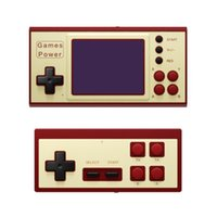 Game Controllers & Joysticks 400 IN 1 Retro Video Console Handheld Portable Pocket Mini Player For Kids Gift