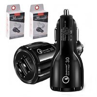 2.4A Dual usb ports car chargers adapter for samsung htc android phone gps mp3