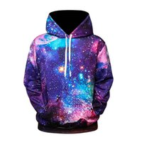 Men's Hoodies & Sweatshirts Moletom Com Capuz Space Galaxy 3d Roupas De Marca Masculina E Feminina Impresso Jaqueta Esportiva Casual