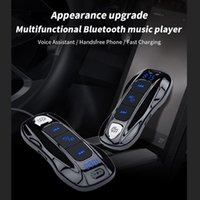 Bluetooth 5.0 Stereo MP3 Player Wireless Handsfree Car Kit Support Siri Type-C PD Fast Charger FM Transmitter 781B Audio
